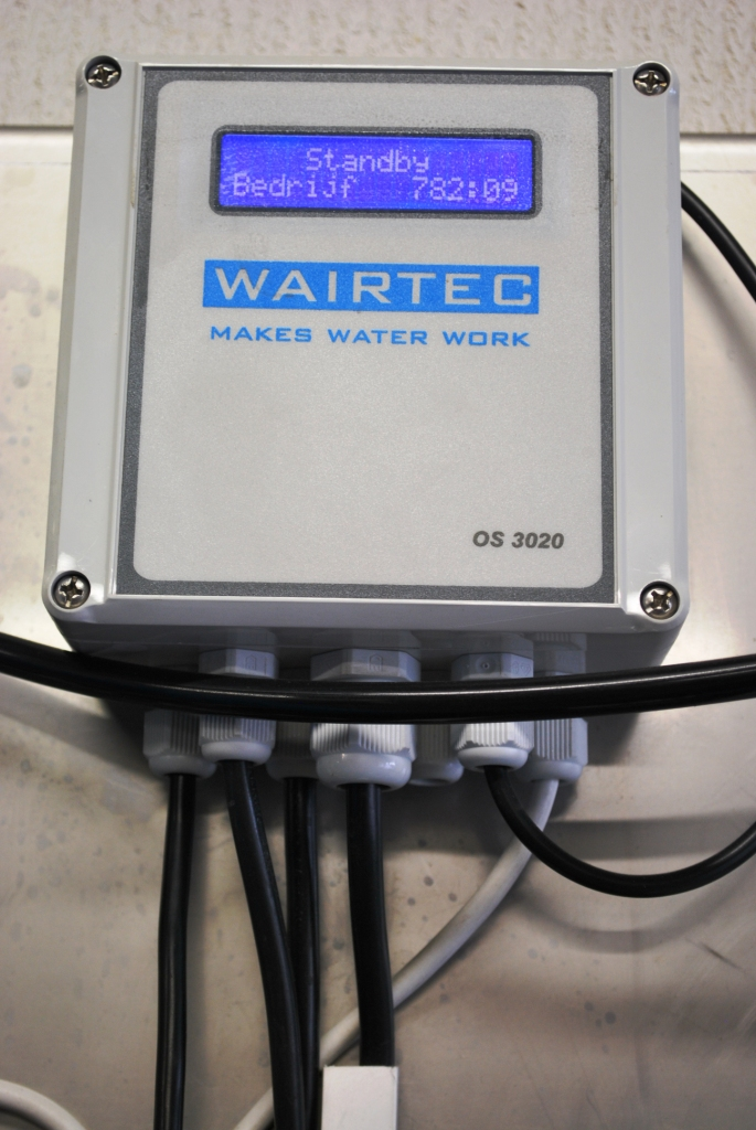 Schoonhoud heeft een installatie voor het produceren van osmose water van Wairtec.JPG