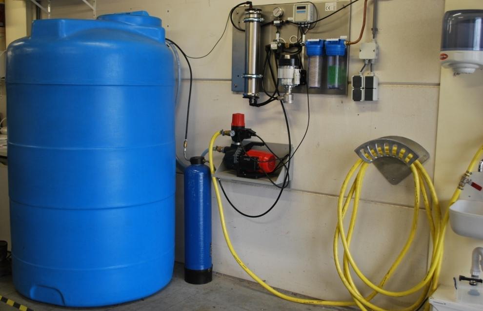 osmose-installatie-schoonhoud
